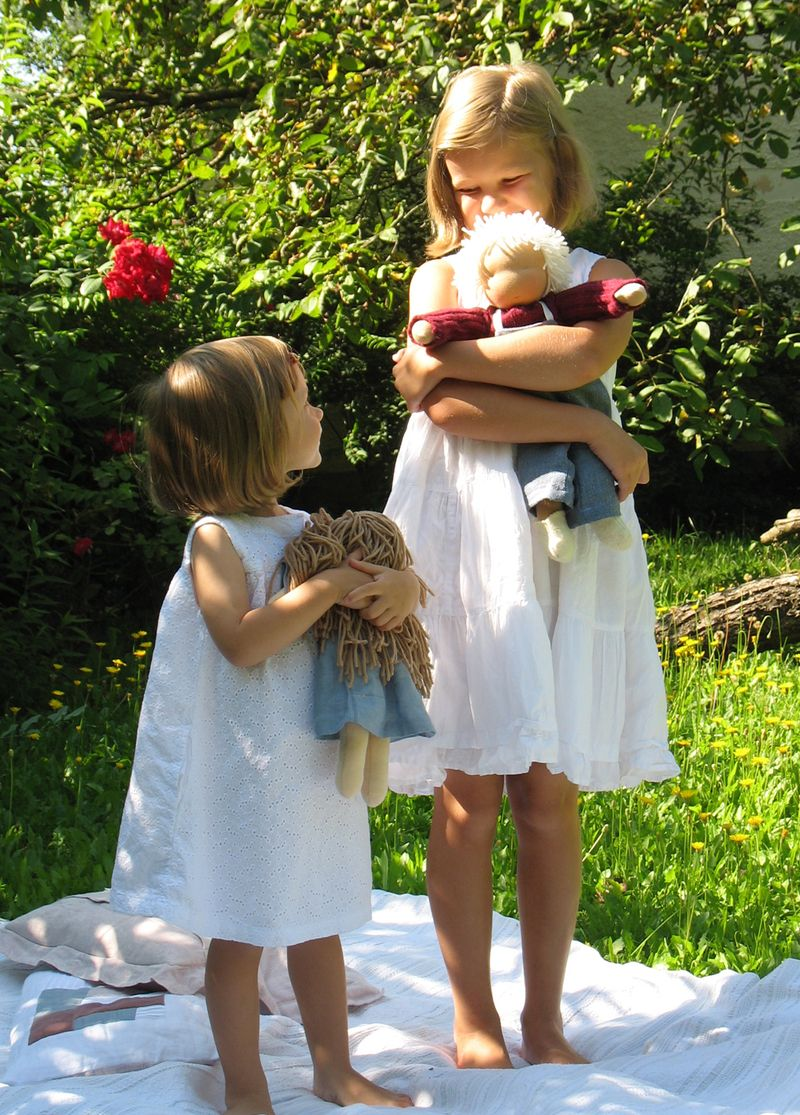 Kinder und Puppen7